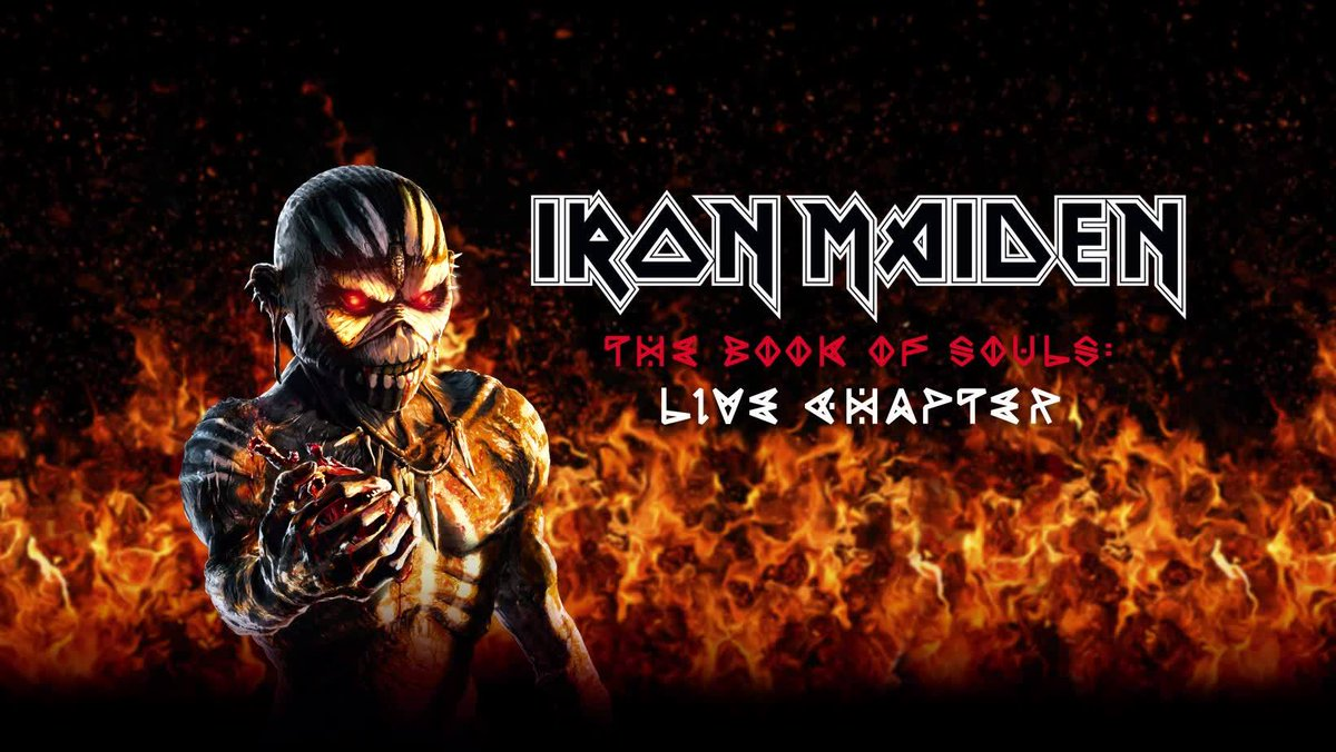 Hear the complete new Iron Maiden album Book Of Souls Live Chapter