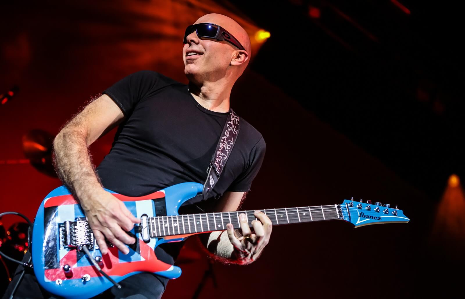 Joe Satriani Deep Purple