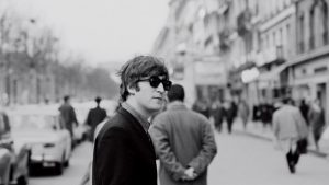 John Lennon sung glasses