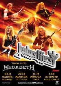 Judas Priest on Germany