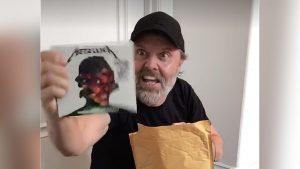 Lars Ulrich crazy