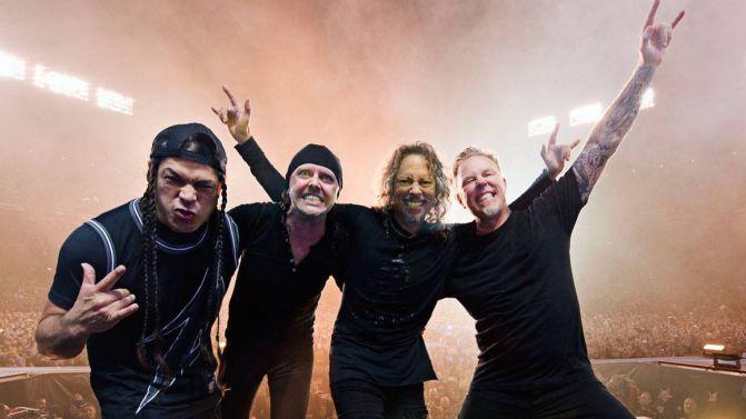 Metallica live 2017