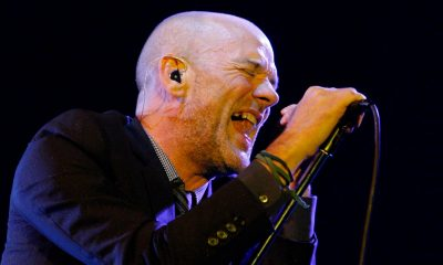 Michael Stipe pathway to paris