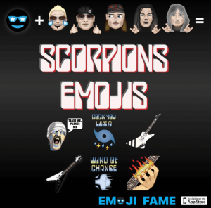 Scorpions emoji