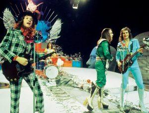 Slade glam band 70s