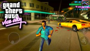 Tommy Vercetti on GTA