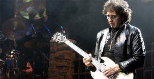 Tony Iommi on cancer