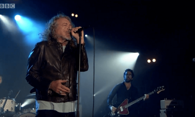 Watch Robert Plant's full concert at BBC Radio