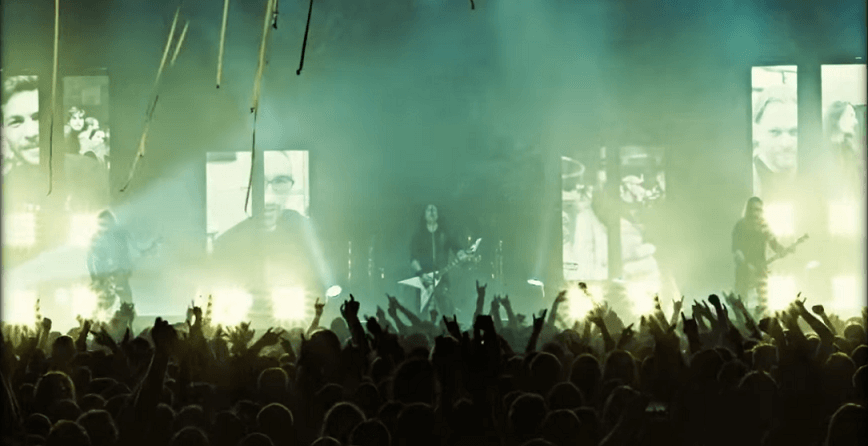 Watch new Kreator's official video for Hail To The Hordes