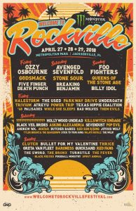 Welcome to rockville 18 lineup