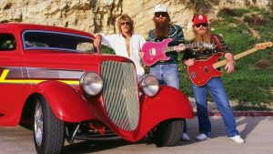 ZZ TOP and Eliminator