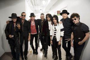 Hollywood Vampires whole band