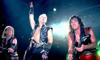 """Listen to the isolated drums, bass and voice track on Judas Priest's """"Living After Midnight"""""""