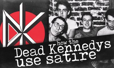 Find out how the Dead Kennedys used satire