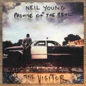 The Visitor neil young