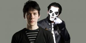 tobias forge and new papa emeritus