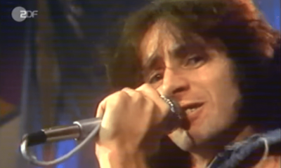 Back In Time: ACDC kicks ass performing Highway To Hell on German TV
