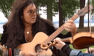 Back In Time Yngwie Malmsteen plays traditional Swedish Folk music