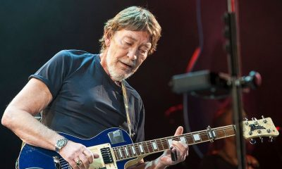 Chris Rea collapses in the middle of the concert