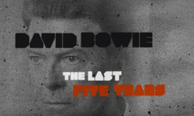 David Bowie the last five years