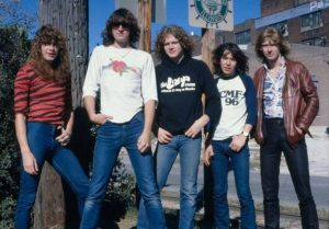 Def Leppard before Phil collen