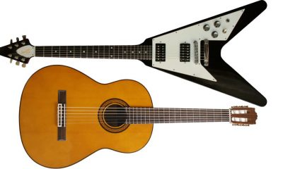 Find out how acoustic riffs sounded if they were metal riffs