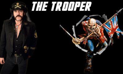 "Hear Motörhead covers Iron Maiden's ""The Trooper"""