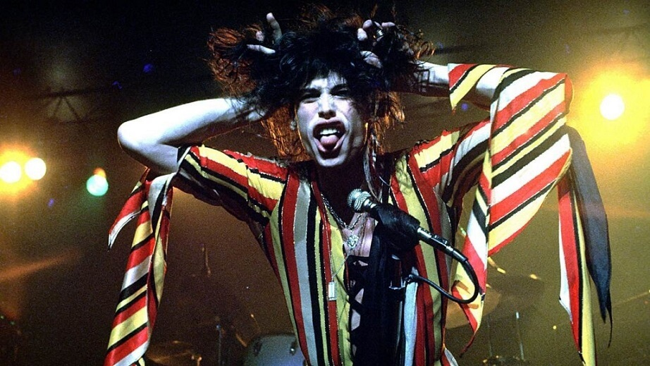 Hear Steven Tyler's isolated vocals in Aerosmith's Back In The Saddle