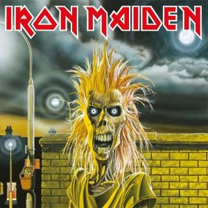 Iron Maiden's first album
