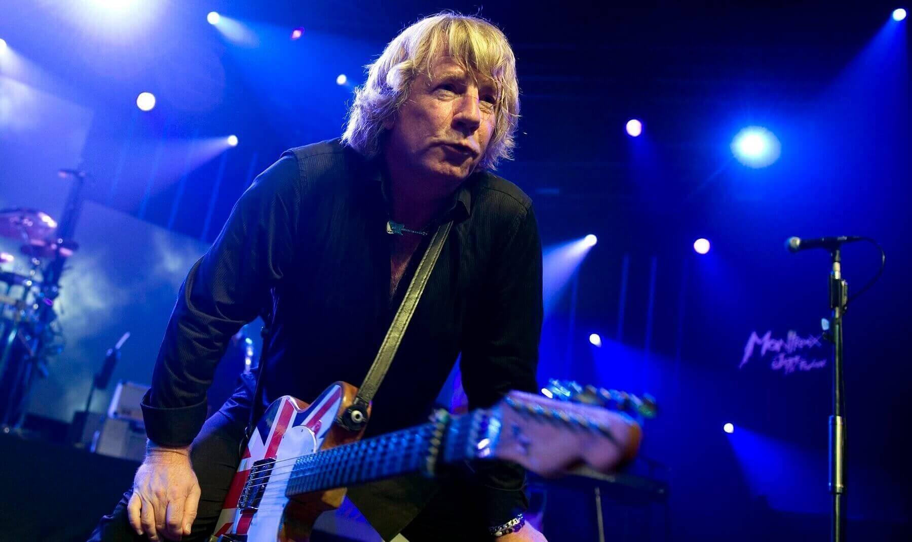 One year without Status Quo's legendary guitarist Rick Parfitt