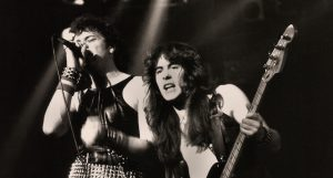 PaulDianno and Steve Harris