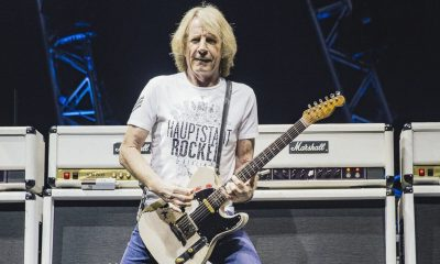 Rick Parffitt new song