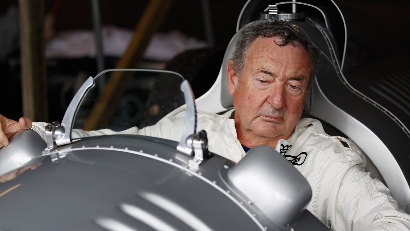 See Pink Floyd's drummer Nick Mason amazing car collection