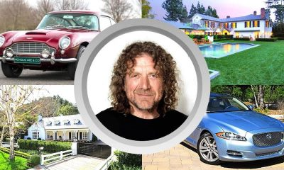 See Robert Plant's net worth, lifestyle, family, biography, house and cars
