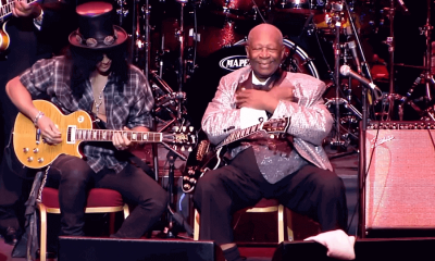 Slash and BB King