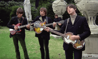 The Beatles releases restored videos from Something, Yesterday and more