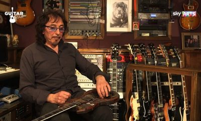 "Tony Iommi says that ""the Last thing i want to do is pick up a guitar"""