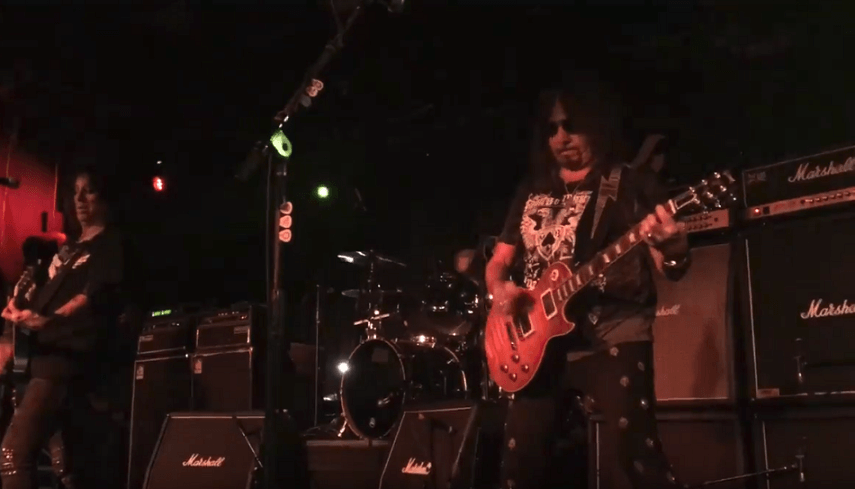 Watch Ace Frehley's full concert in Houston, Texas