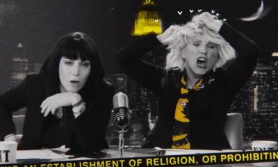 "Watch Joan Jett in Blondie's new video for ""Doom or Destiny"""