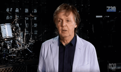 Watch Paul McCartney talks about anxiety and recorrent dream he has