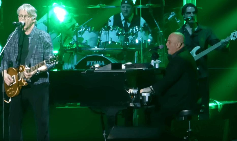 Watch Steve Miller joins Billy Joel on stage to perform The Joker
