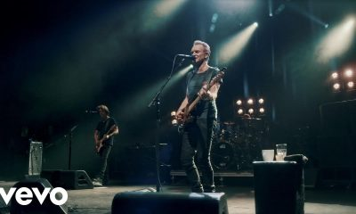 Watch Sting performing The Police's Message In A Bottle in Paris