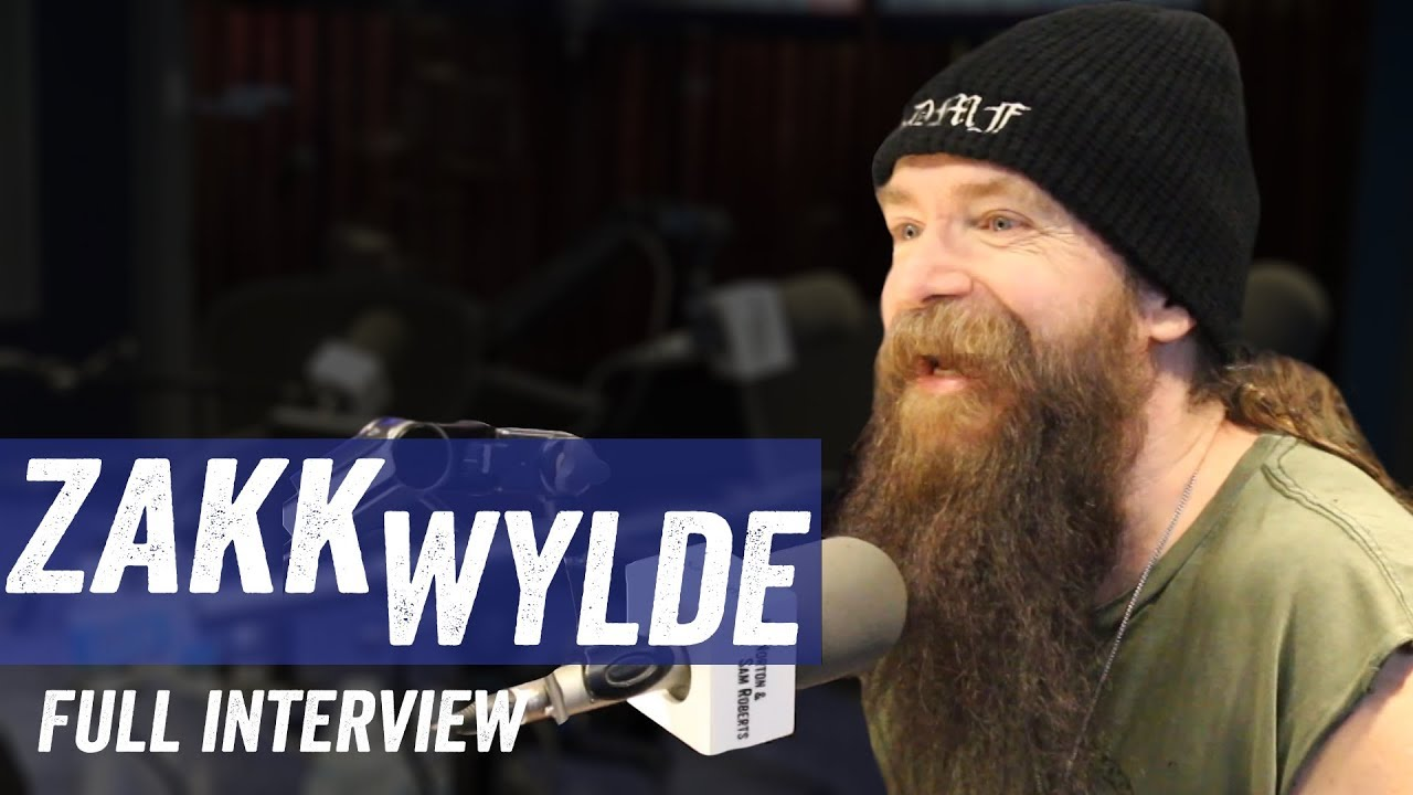 Watch Zakk Wylde telling Ozzy Osbourne's funny and crazy stories