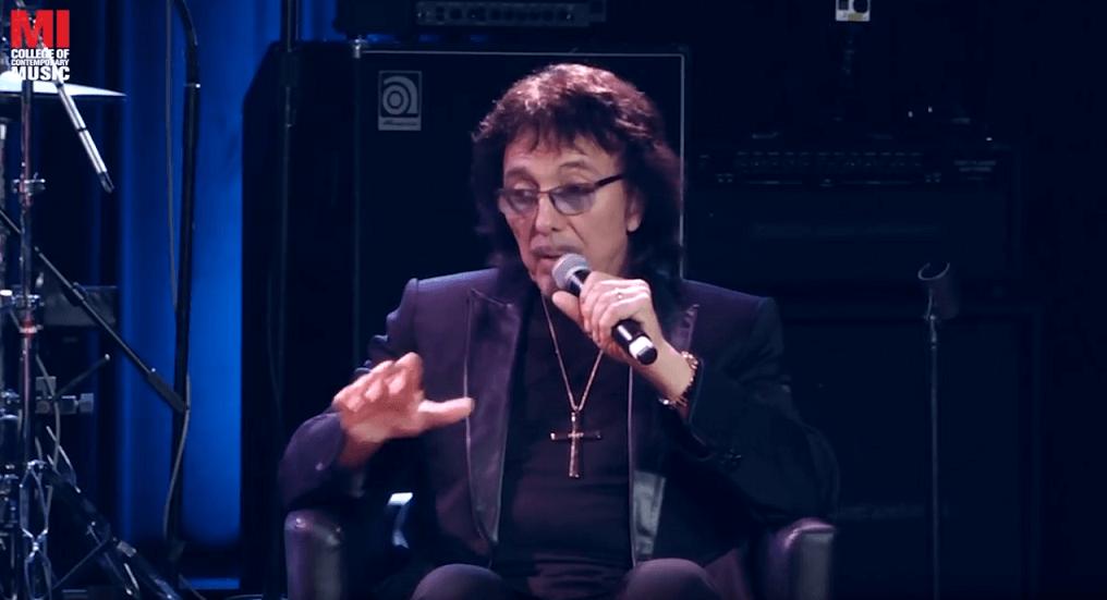 tony iommi interview 2017