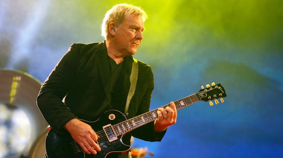 Alex Lifeson says that Rush I basically over