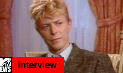 Back In Time: David Bowie criticizes MTV for not playing videos by black artists