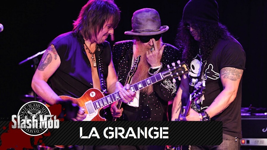 Back In Time: La Grange with Billy Gibbons, Slash, Sambora, Lukather, McKagan