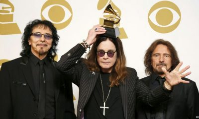 Back In Time: Ozzy gets confused when nominating Ringo Starr at Grammy Awards