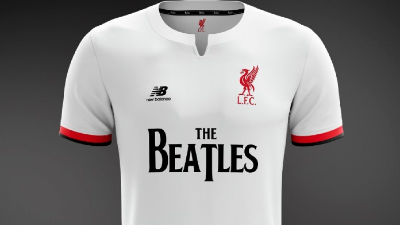 uk availability 126d1 d6561 Designer creates incredible concept for Liverpool shirt with ...