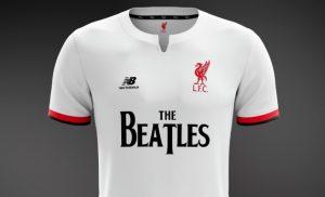 Beatles Liverpool shirt